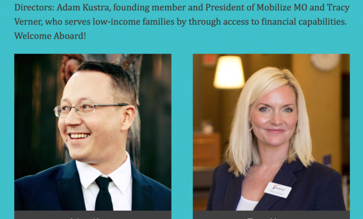 New to our Board of Directors